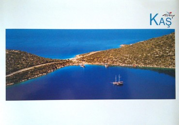 KAŞ PROMOTIONAL BOOK