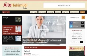 TURKISH JOURNAL OF FAMILY PRACTICE
