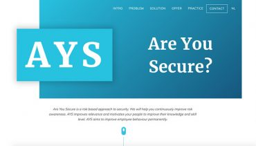 Are You Secure